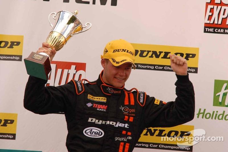 BTCC Series Snetterton Race Day Report