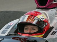 Pippa Mann Signs Sponsor For 3 Races With RLL Racing