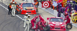 NASCAR Sprint Cup Crew members suspended by series, EGR fires them