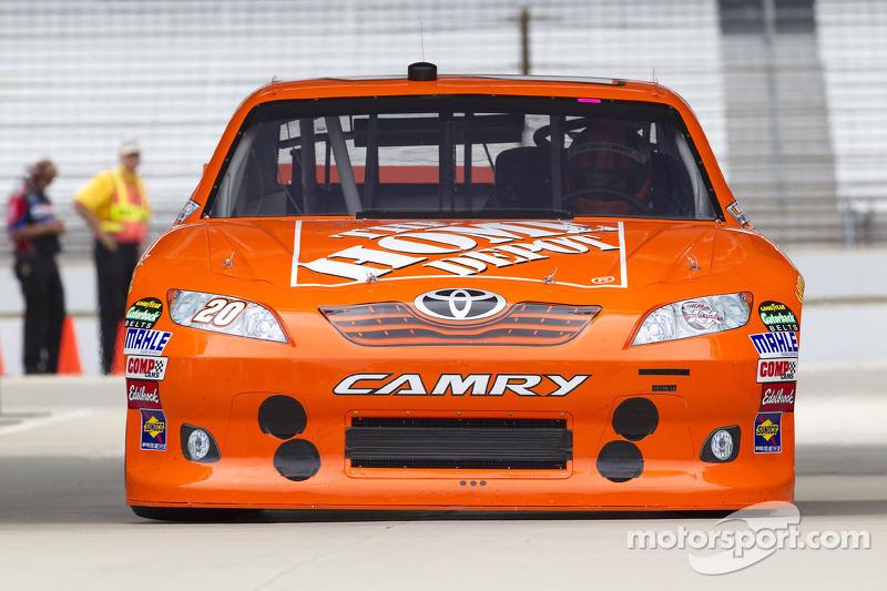 Gibbs, White - Toyota Motorsports teleconference