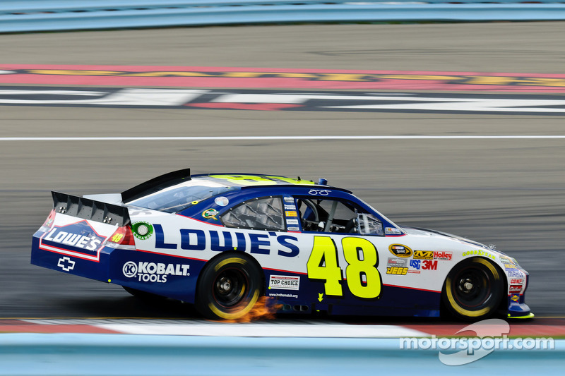 Team Chevy Watkins Glen qualifying report