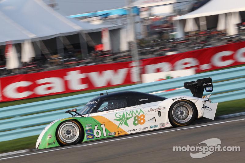 AIM Autosport Watkins Glen race report