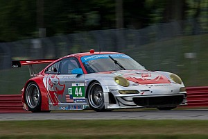 Flying Lizard Motorsports hope to find luck at Road America