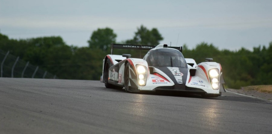 Graf places Muscle Milk team on Road America pole