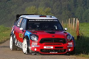 WRC MINI Rallye Deutschland leg 2 summary