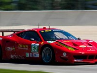 Risi Competizione celebrates GT victory at Road America
