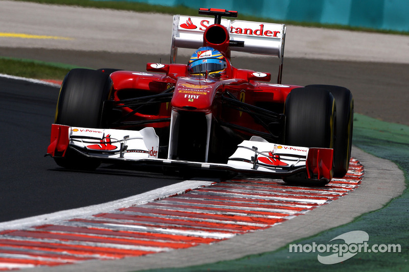 Ferrari struggle with new flexible wing - report