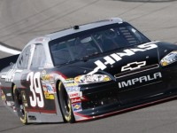 NASCAR: Newman grabs Sprint Cup pole at Bristol 