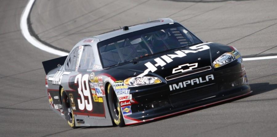 NASCAR: Newman grabs Sprint Cup pole at Bristol