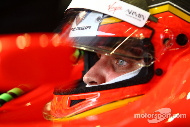 Marussia Virgin Belgian GP - Spa qualifying report