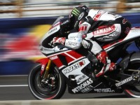 Spies fastest in Indianapolis GP warmup