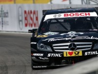 Gary Paffett achieves front-row start for Mercedes