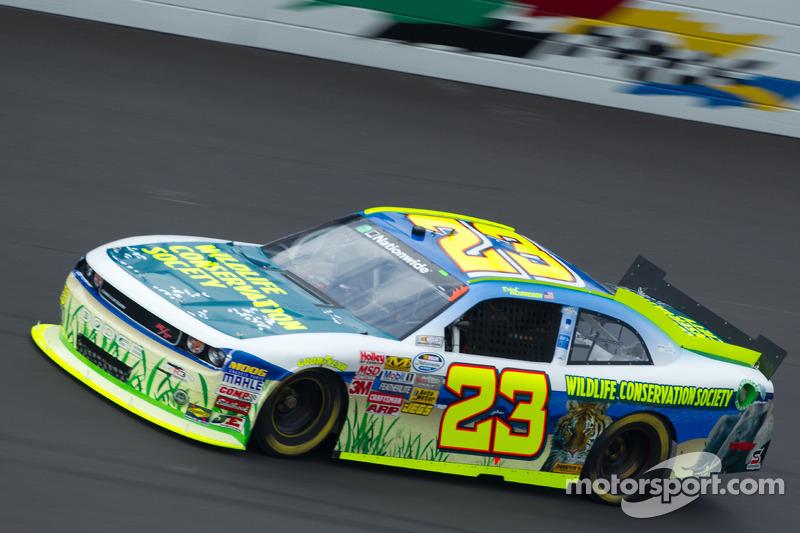 Richardson Jr. Atlanta race report