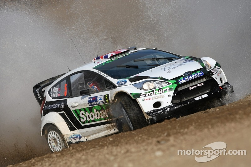M-Sport Stobart set for Rally Australia