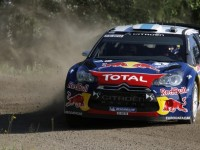 Series Rally Australia stage 2 notes