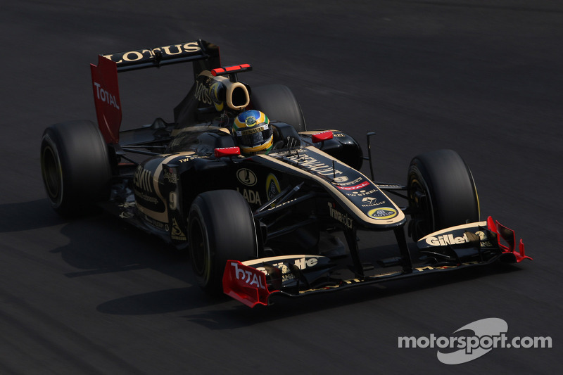 Pirelli Italian GP - Monza qualifying report