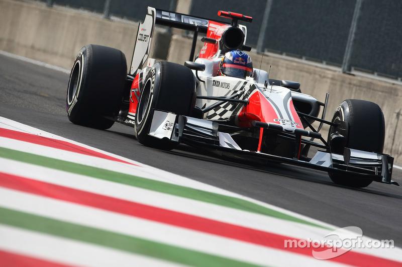 HRT Italian GP - Monza race report