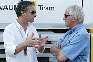 Schumacher return 'a waste of time' - Irvine