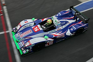 European Le Mans Pescarolo Team Silverstone race report
