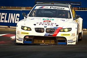 ALMS BMW Team RLL prepared for Laguna Seca