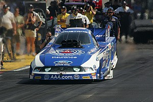 John Force Racing Dallas Friday report