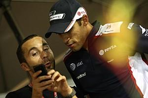 Formula 1 Williams Singapore GP qualifying report