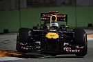 Vettel again unstoppable during Singapore Grand Prix