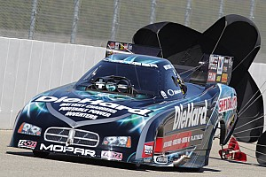 NHRA Series Friday qualifying at Maple Grove