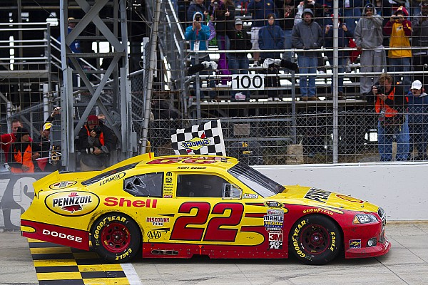 Kurt Busch and Penske Racing conquer Dover's Monster Mile