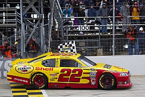 NASCAR Sprint Cup Kurt Busch and Penske Racing conquer Dover's Monster Mile
