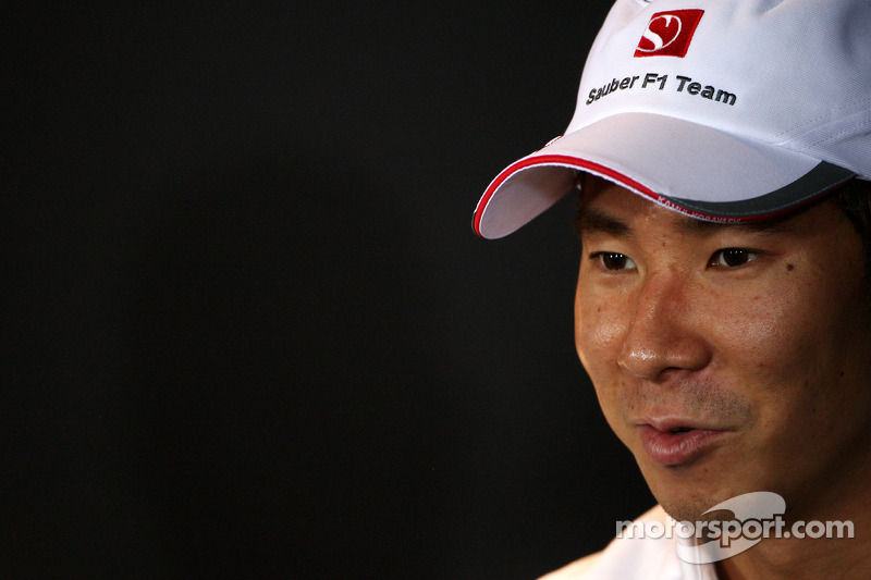 Sauber drivers expect a lot of support from Japanese fans at Suzuka