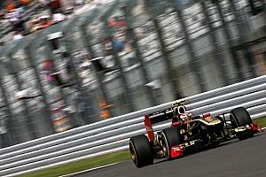 Formula 1 Lotus Renault Q&A with Alan Permane