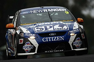 V8 Supercars SBR  Bathust 1000 qualifying report