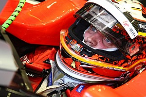 Marussia Virgin Korean GP - Yeongam Friday practice report