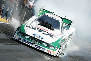 John Force Racing Phoenix Saturday report