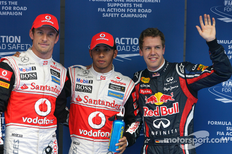 Smartest team, driver to win Korean grand prix