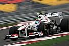 Sauber Korean GP - Yeongam race report