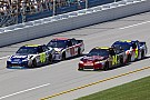 Series teams Talladega EFI test notes