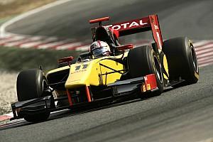 GP2 Stefano Coletti Barcelona test summary