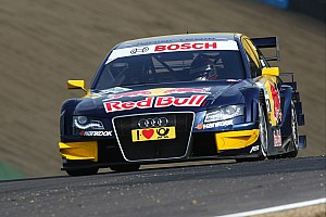 DTM Molina takes pole for Audi for final 2011 DTM race at Hockenheim