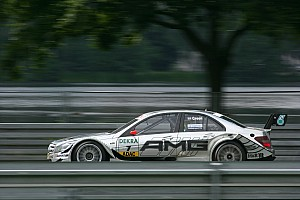 DTM Jamie Green wins season grand finale for Mercedes at Hockenheim