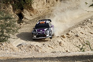 WRC Van Merksteijn Motorsport Rally de España final leg summary