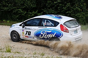 Chris Duplessis joins Ford for Wales Rally GB