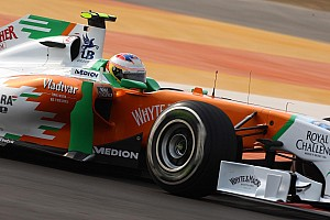 Formula 1 Force India Indian GP qualifying report