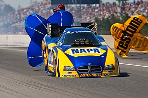 Ron Capps Las Vega Saturday report