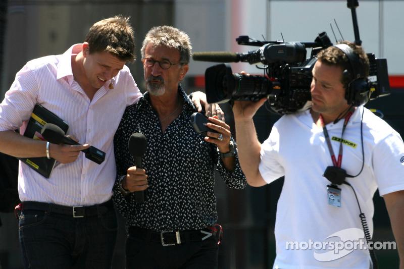 Jordan fumbles while meeting new Force India owner