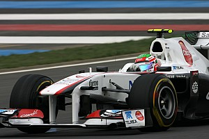Sauber heading to Abu Dhabi GP with India-specification car
