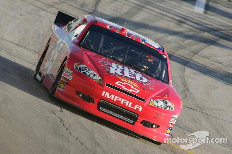 Dave blaney texas ii race report for Big red racing