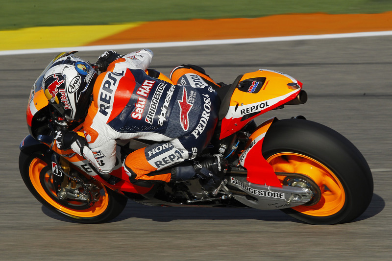 Bridgestone Valencia test day 2 report