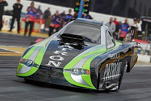 NHRA Alexis DeJoria prepared for Pomona II
